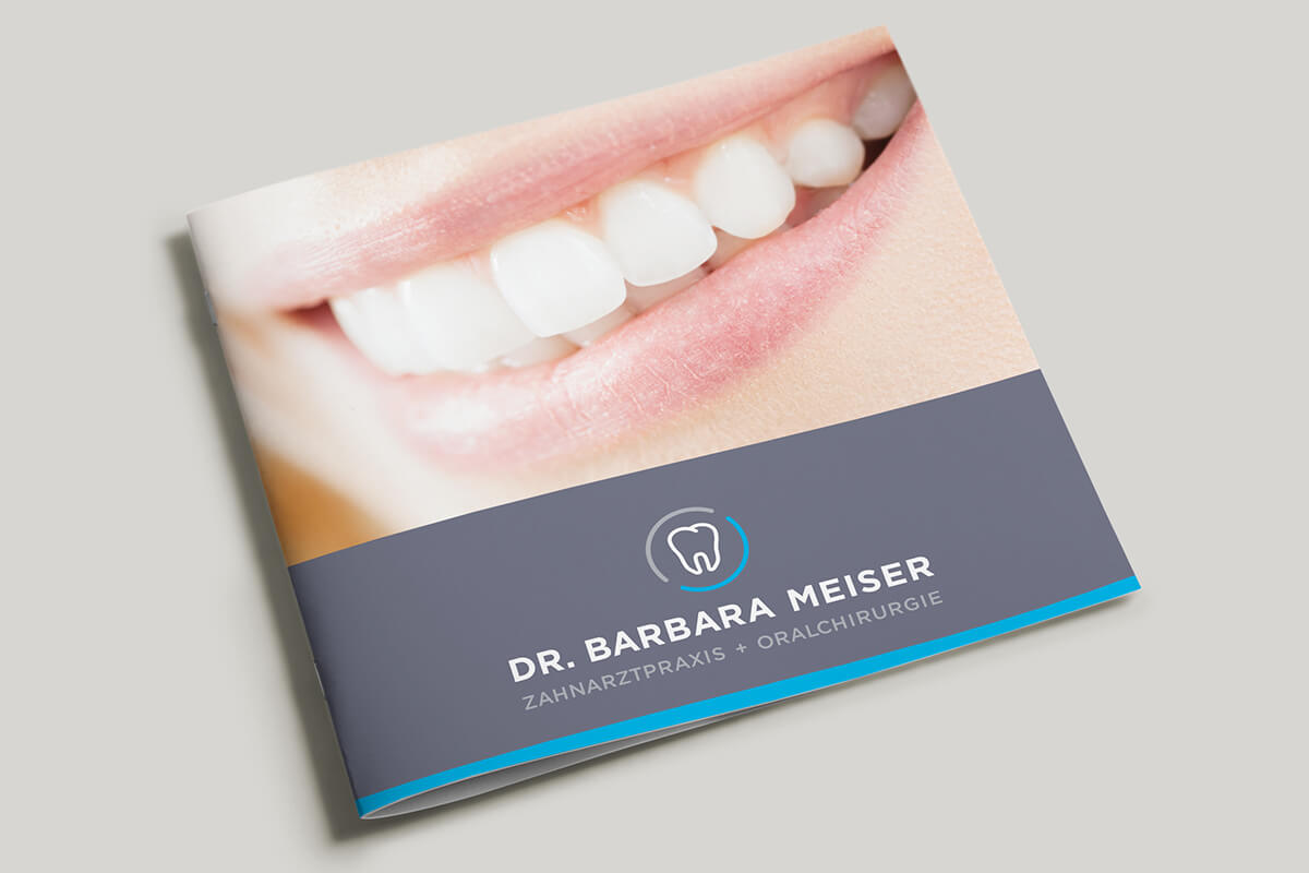 Informationsbroschüre - Zahnarztpraxis Dr. Barbara Meiser Saarbrücken