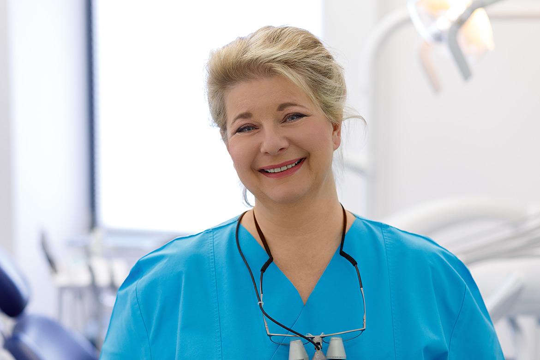Dr. med. dent. Barbara Meiser - Zahnärztin in Saarbrücken